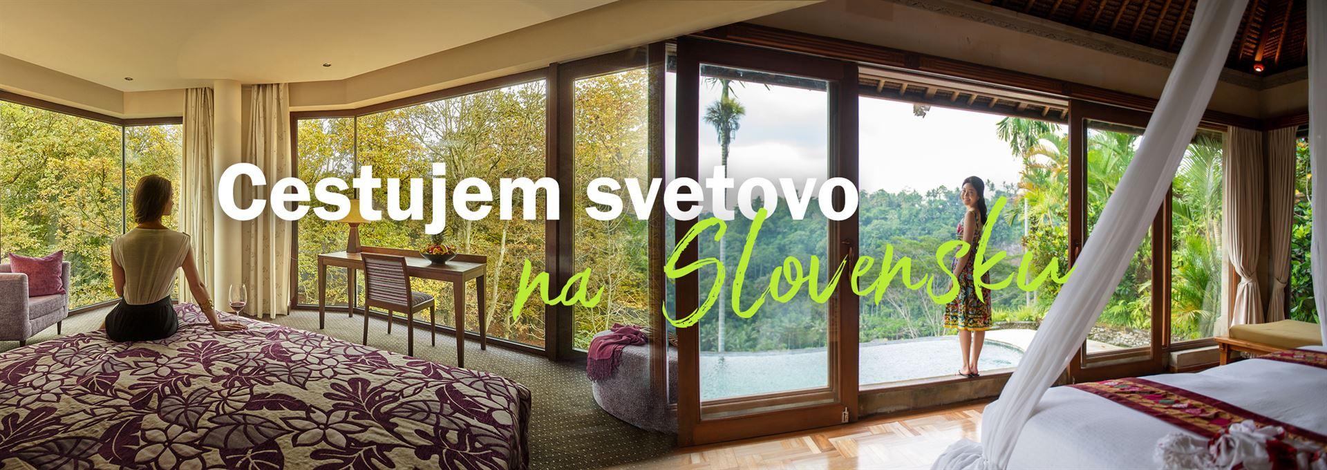Cestujem svetovo na Slovensku